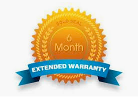 6 Months Warranty (Mega products)