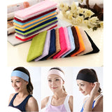 Yoga Elastic Ribbon Headbands