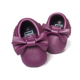 Handmade Soft Bottom Fashion Tassels Baby Moccasin