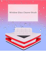 Double Side Household Magnetic Window Glass Cleaning Brush