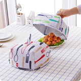 Dust-proof Dish Cover For Fruit & Vegetable