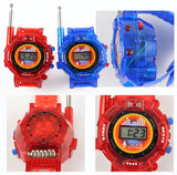 Kids Watch Walkie-talkie Intercom Toys (Without Battery)