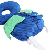 Adjustable Baby Head Back Safety Pads for Infant