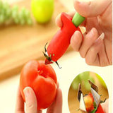 Portable Top Leaf Tomato Stem Strawberry Huller