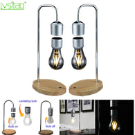 Magnetic levitating Wireless Night Bulb Unique Gift