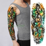 Waterproof Temporary Tattoo Sticker For men & women