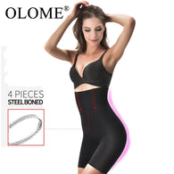 Women High Waist butt lifter Seamless Slimming Shapewear