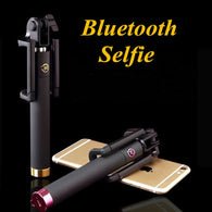Extendable Mini Bluetooth Selfie Stick Monopod