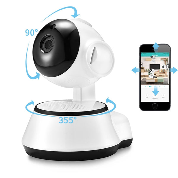 Home Security WiFi IP Camera Baby Monitor