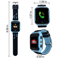 GPS Smart Watch With Camera Location Device Tracker for Kid