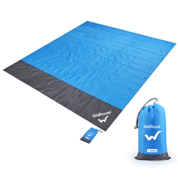 Portable Waterproof Beach Mat Blanket