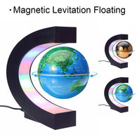 Magnetic Levitation Floating Globe With LED Light