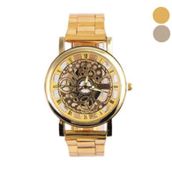 Men Mechanical Gear Analog WristWatch