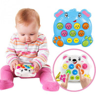 Baby Kids Plastic Music Hamster game toy