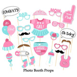 baby shower balloons party decorations set