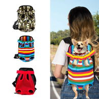 Hands free Pet Carrier Backpack for outdoor travel