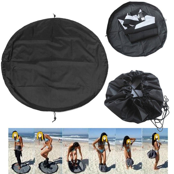 Beach Wet Clothes Storage Carry Waterproof Pouch