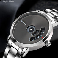 WoMaGe Luxury Unique Men Quartz Watch