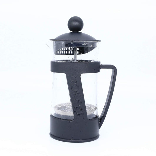 French Press Single Serving Coffee Maker With Superior Filtration