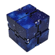 Galaxy ABS Infinity magic Cube for Stress Relief