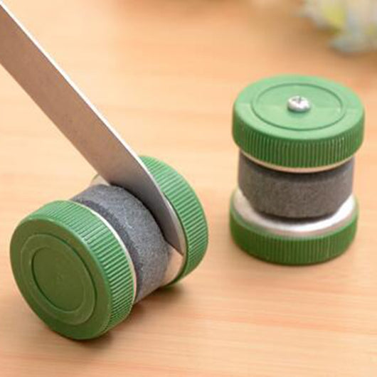 Mini Round Grinding Wheels Knife Sharpener Stone