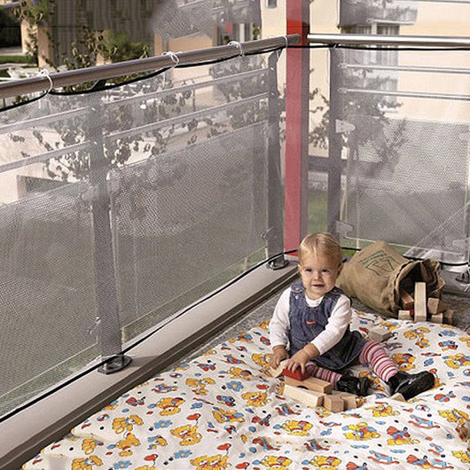 Large Size Safety Net For Stairs & Balcony/Baby Protection