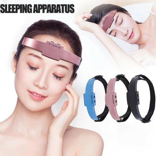 Therapeutic Insomnia Artifact Head Sleeper