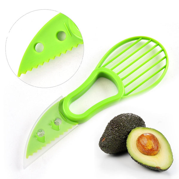 3 In 1 Shea Corer Butter Fruit Peeler