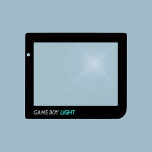 Glass Game Boy Light Lens