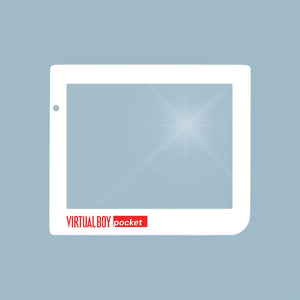 Glass Virtual Boy Screen Lens