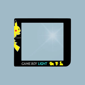 Glass Game Boy Light (Pikachu) Screen Lens