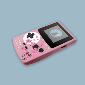 Sakura Pink Game Boy Color Shell
