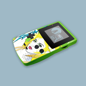 New Wave Zelda Game Boy Color Shell