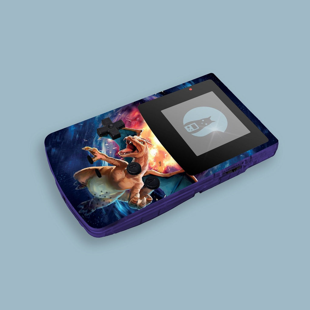Charizard Game Boy Color Shell