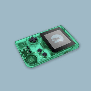 Glow In The Dark Green Game Boy Pocket Shell