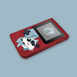 Metallic Red Game Boy Pocket Shell