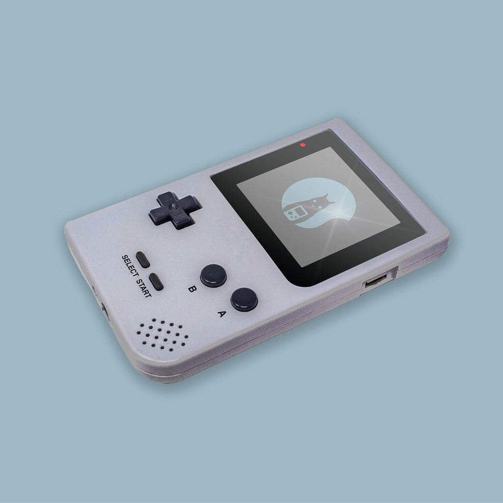 Silver Game Boy Pocket Shell