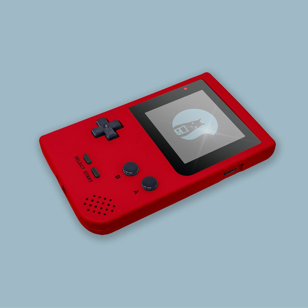 Red Game Boy Pocket Shell