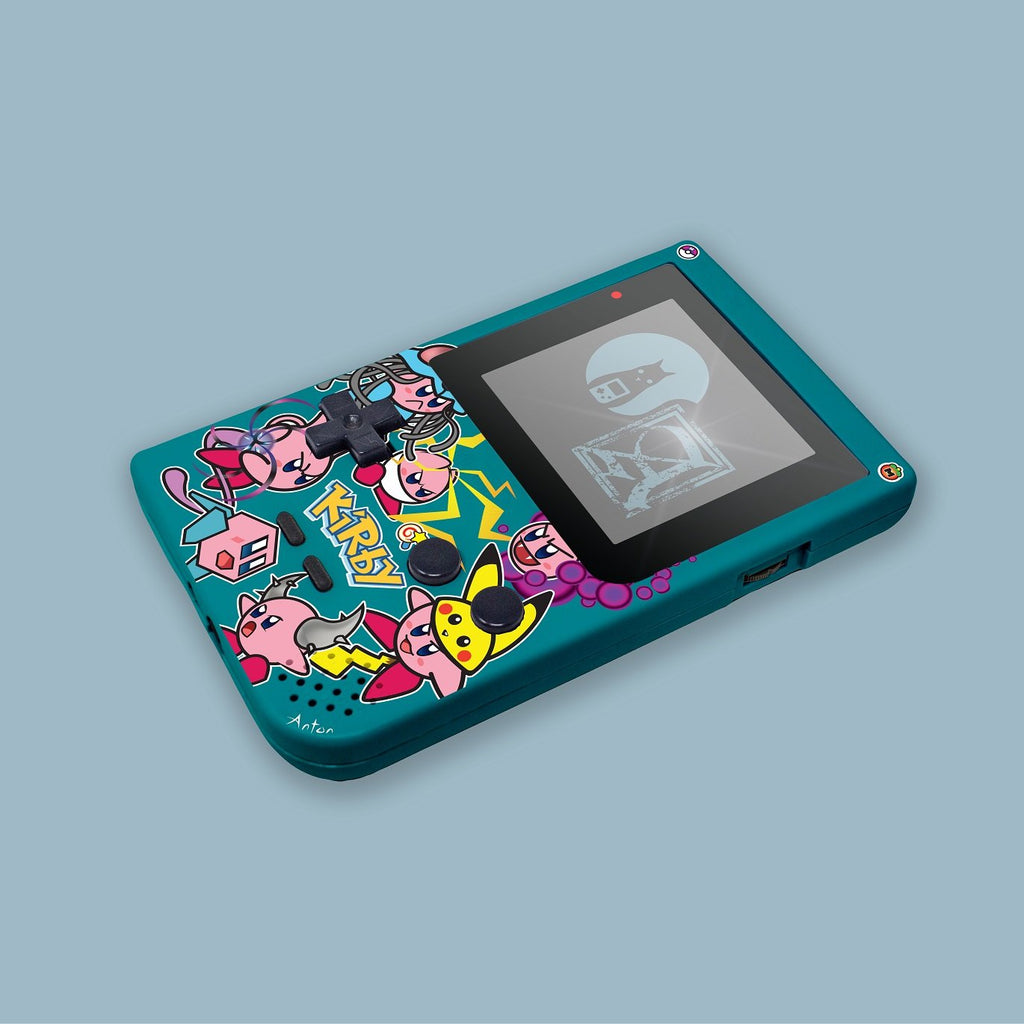 Cosplay Kirby Game Boy Pocket Shell