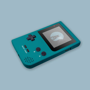 Teal Game Boy Pocket Shell