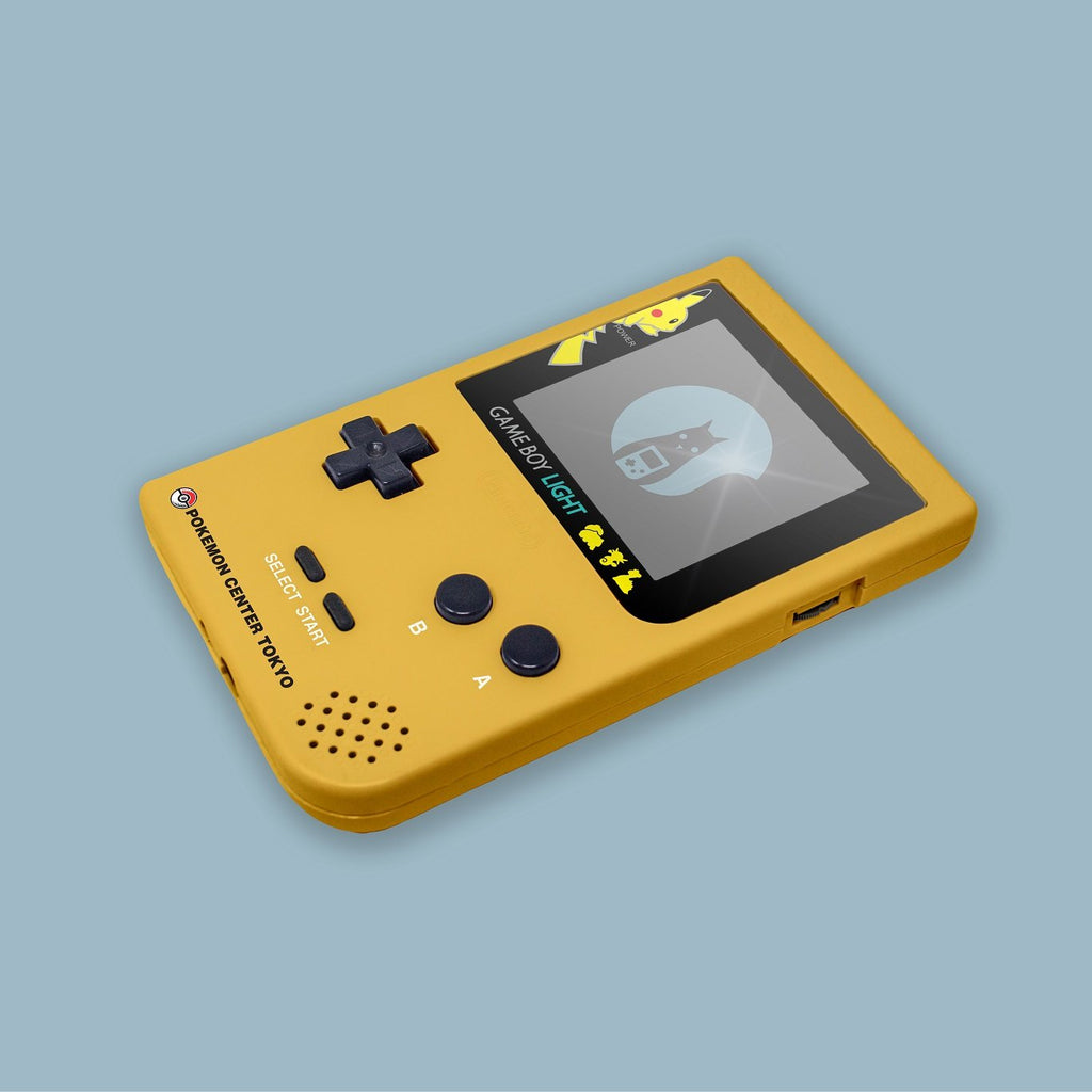 Game Boy Light Styled Game Boy Pocket Shell