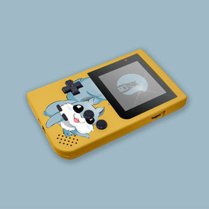 Yellow Game Boy Pocket Shell