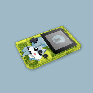 Transparent Yellow Game Boy Pocket Shell