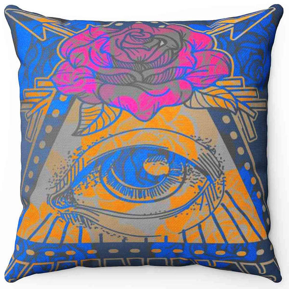 Love of Roses Vintage Pillow | greatspiritualgifts.com