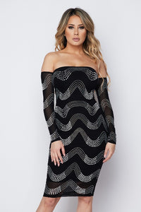 Real Beauty Dress (Black)