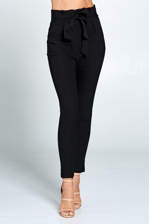 Out on the Town Pants (Black)