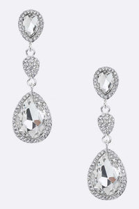 Formal Evening Earrings