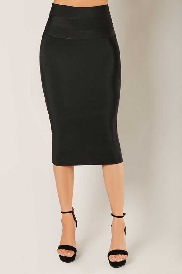 The Bailey Skirt (Black)