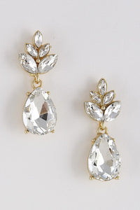 Crystal Dangle & Drop Earrings