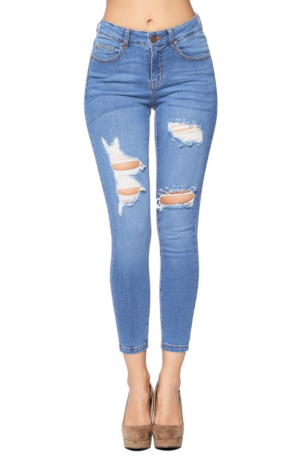 Another Dimension Jeans (Light Blue)